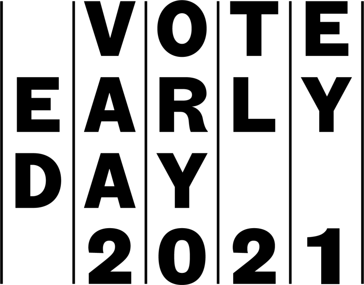 Vote Early Day Logo