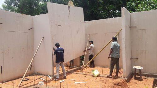 GFRG Wall Construction