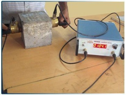 Ultrasonic Pulse Velocity Test   UPV Test