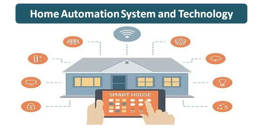 home automation system and technology