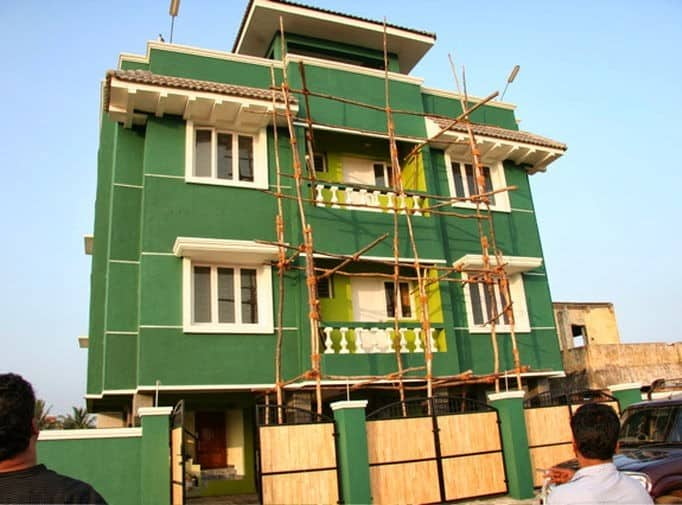 GFRG Panels Building