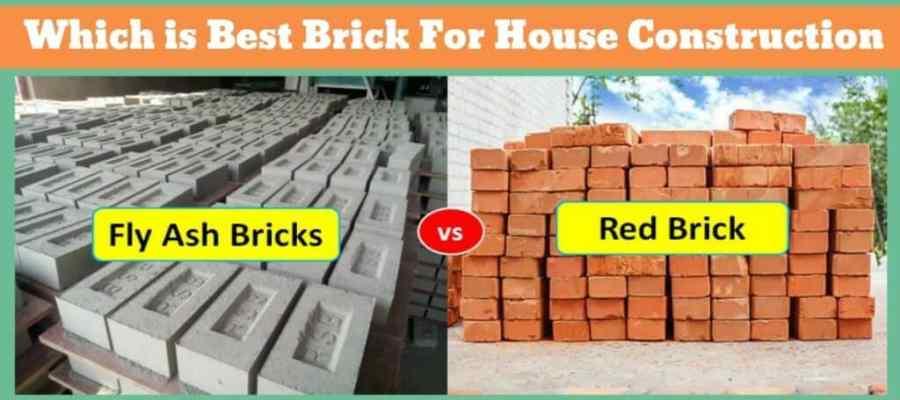 fly ash bricks vs clay bricks
