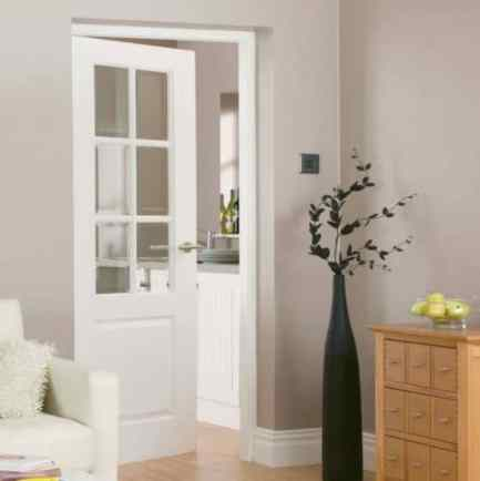 Glazed or Slash Doors - Types of Doors for Your Perfect House