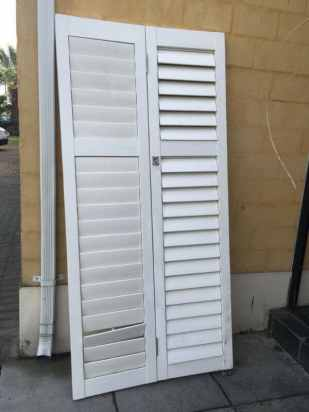 Louvered Doors - Types of Doors for Your Perfect House