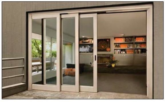 Sliding Doors - Types of Doors for Your Perfect House