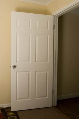 Hinged Doors - Types of Doors for Your Perfect House