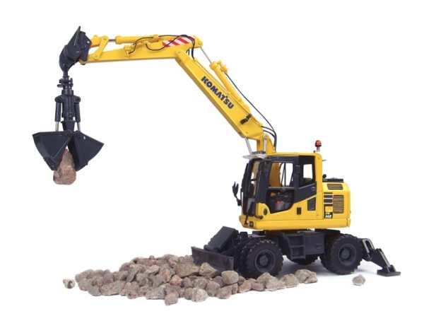 Clam Shell  - Construction Equipment