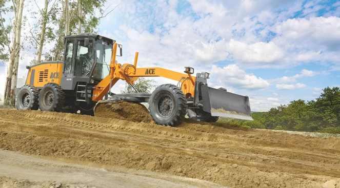 Graders - Construction Equipment