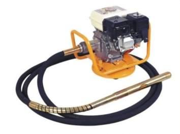 Internal vibrator - Construction Equipment