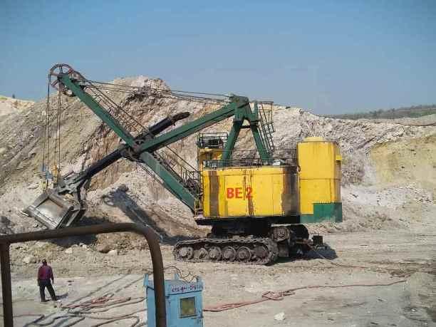 Power Shovel  - Construction Equipment