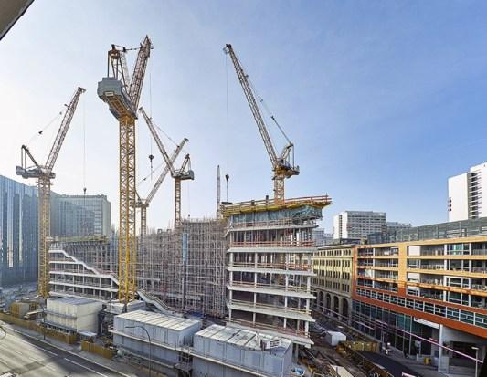 Tower Cranes  - Construction Equipment