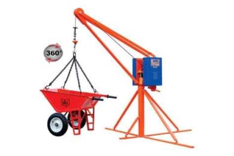 Winch Machine - Construction Equipment