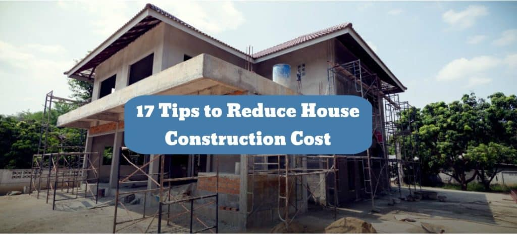 how to reduce construction cost