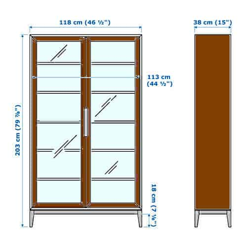 Standard Size of Cupboard - 10 Types of Furniture in House and Their Standard Size