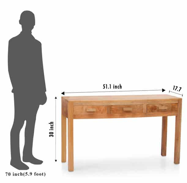 Standard Dimension of Study Room - 10 Types of Furniture in House and Their Standard Size