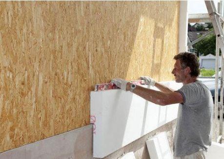 Foam Insulation - Types of Building Materials