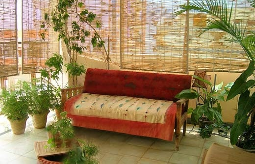 Curtain for Window - How to Keep House Cool in Summer Naturally