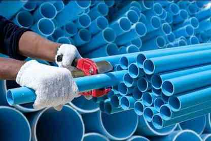 Plastic Pipes - Types of Building Materials