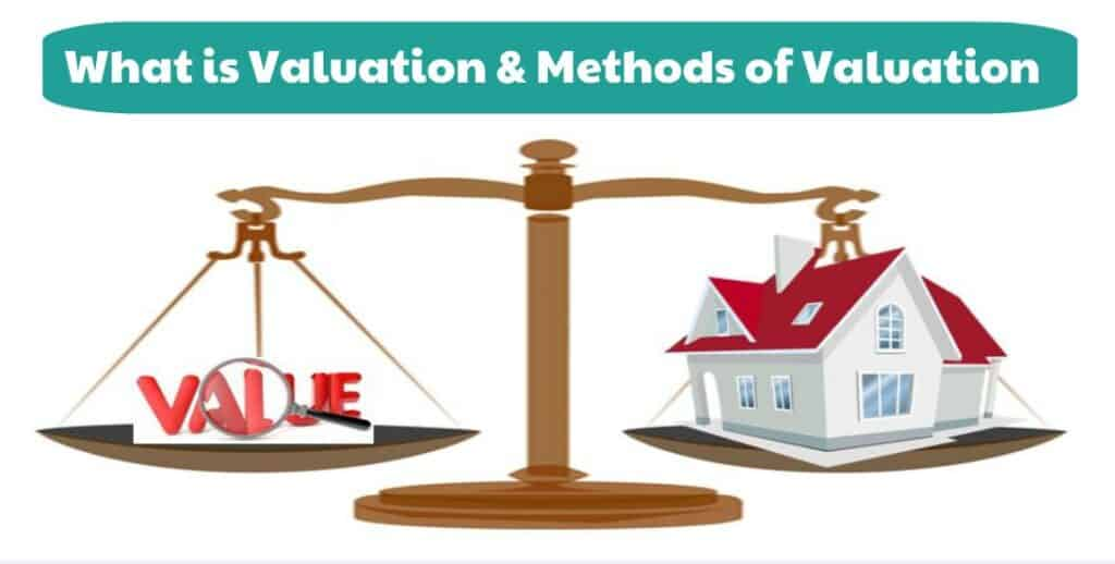 valuation of building