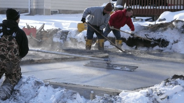 ACI 306 Cold Weather Concreting