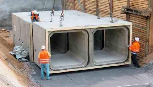 Uses of Concrete