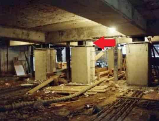 Base Isolation - Retrofitting of Building
