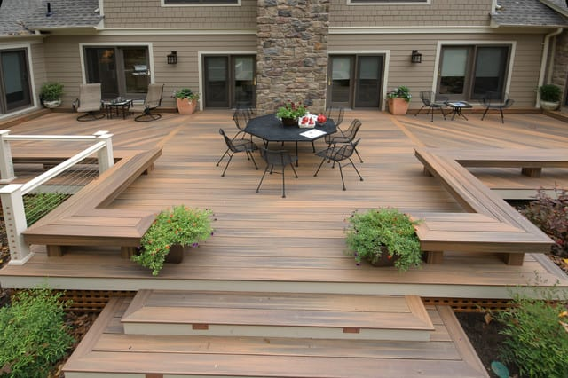 Deck porch - What is Porch? Types of Porch