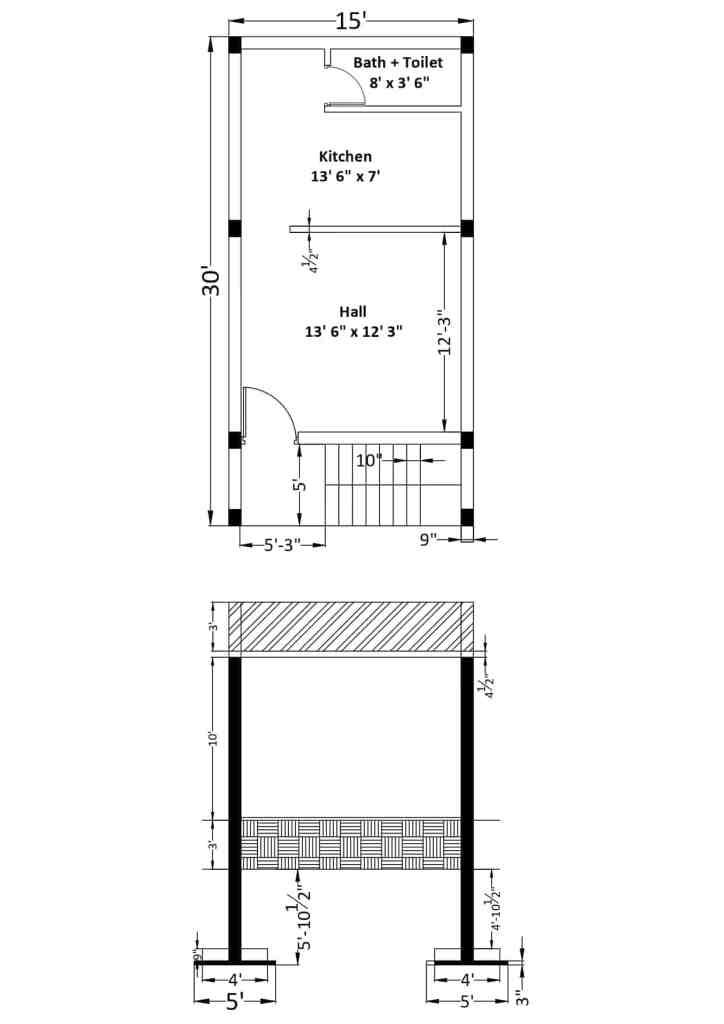 Cost of Construction of One Room   10*10 room Construction Cost in India   Cost to Build 12x12 Room in India   10×10 Room Estimate