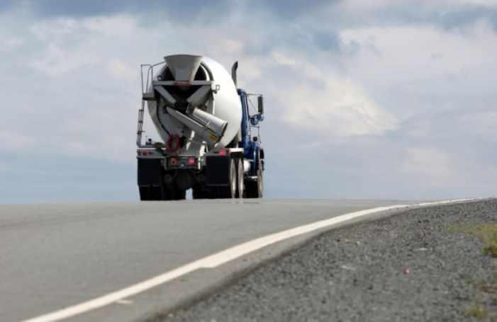 Transportation of concrete