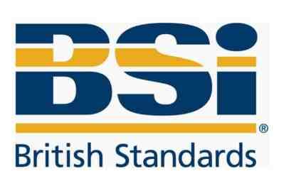 British Standards (BS) - Building Standards