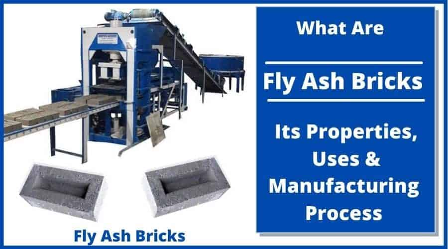 Fly ash Bricks manufacturing process and price listt