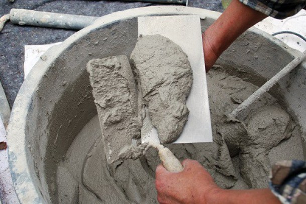 Mixing of Hydraulic Cement