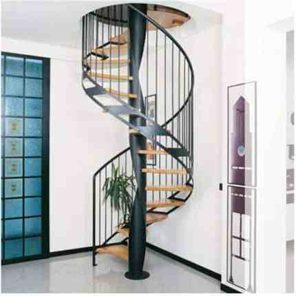 Types of Stairs Architecture Use for Design
