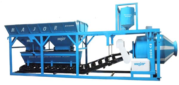 Fully Automatic Weigh Batching of Concrete