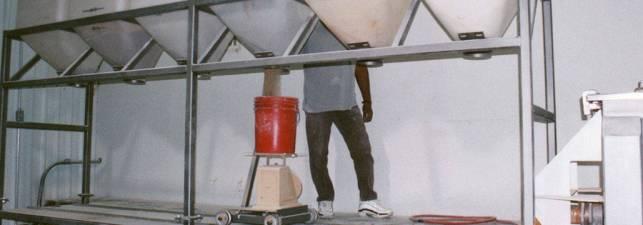 Manual Batching of Concrete