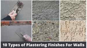 Finished Plaster