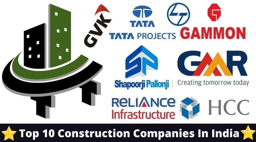 Top Construction Companies In India