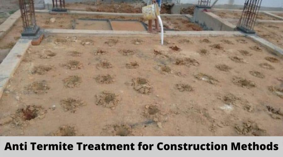 Anti Termite Treatment for Construction | Anit Termite Treatment Chemical