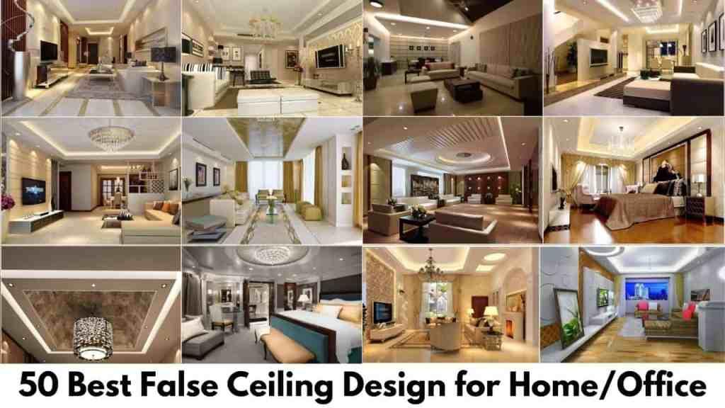 POP Design for Ceiling