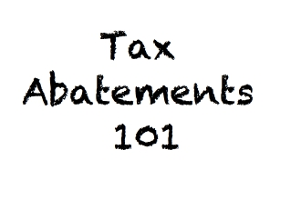 Tax-Abatements-101