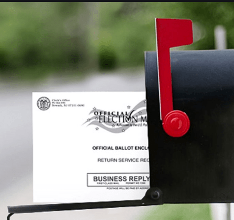 Deadline for In-Person Mail-In Ballot Applications – Nov 1st 3pm