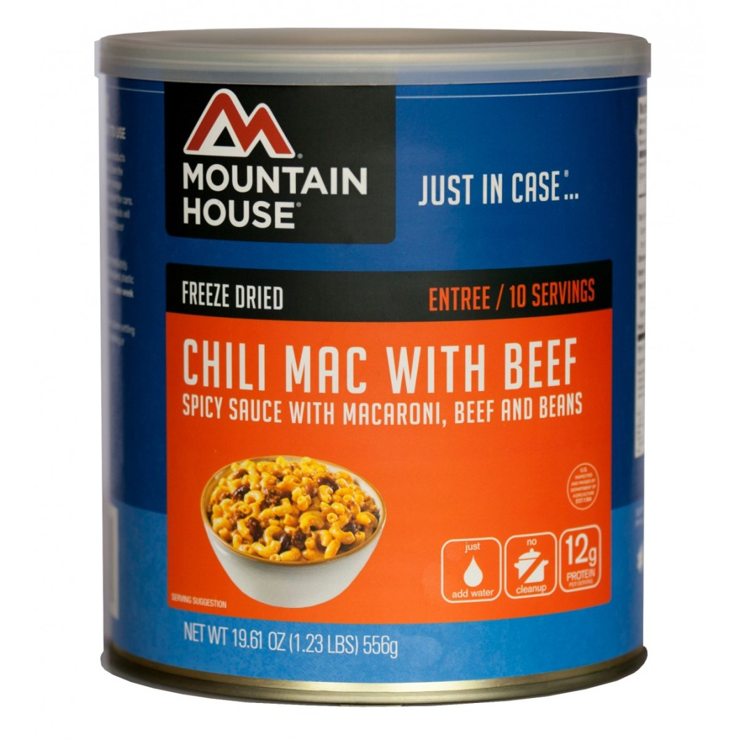 Chili Mac With Beef (#10 Can)