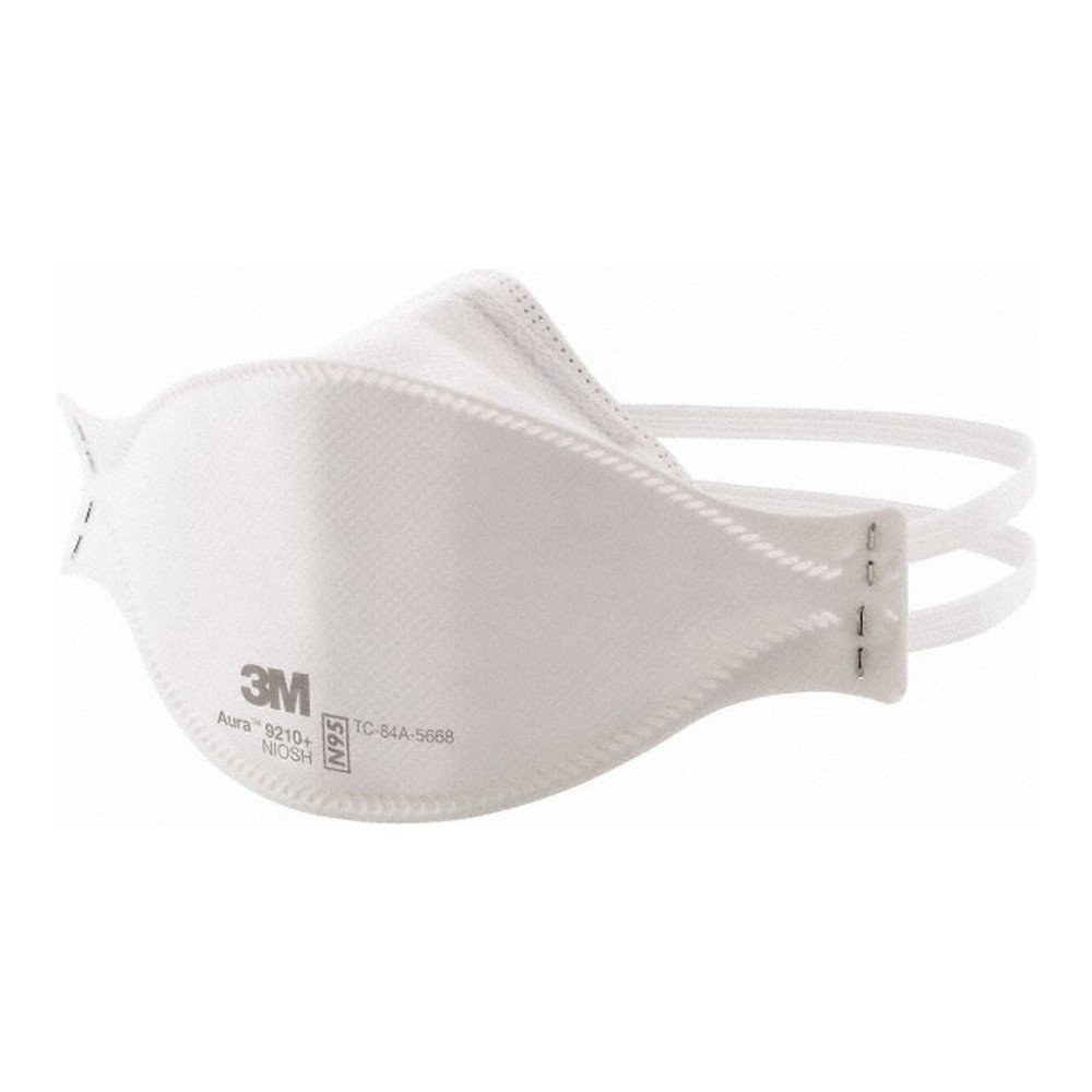 3M Aura 9210PLUS Disposable N95 Respirators