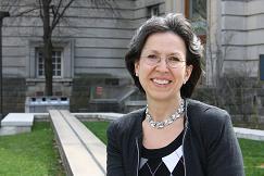 Professor Brenda McCabe