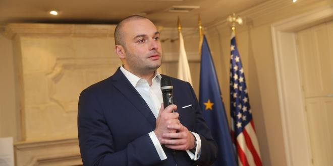 PM Bakhtadze: U.S.-Georgia Free Trade Agreement 'Backed at All Levels'