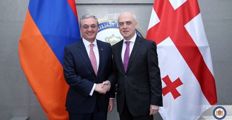 Georgian, Armenian Foreign Ministers Discuss Deepening Ties | Civil ge