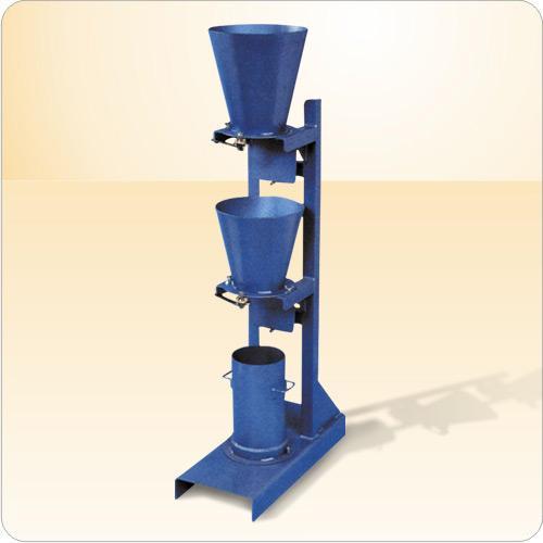 Compaction Factor Test Apparatus