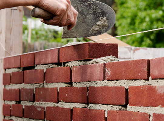 Brickwork- Why Brick Is Soaked in Water