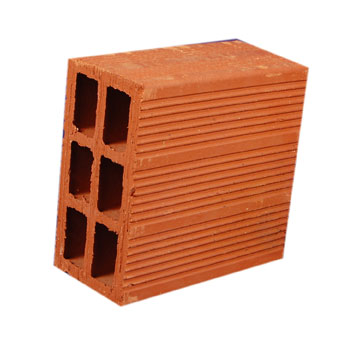 Hollow Brick for Walls and Partitions