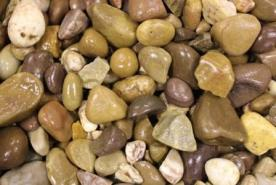 Rounded aggregate (gravel)
